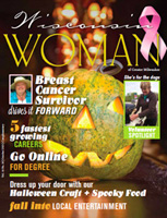 Wisconsin Woman magazine article